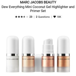 """Marc Jacobs """"Dew Everything"""" Kit"""